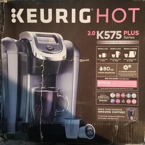 Keurig k575 plus series